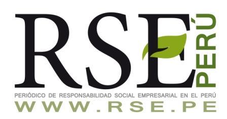 Logo RSE PERU