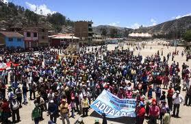 Protestas Andahuaylas