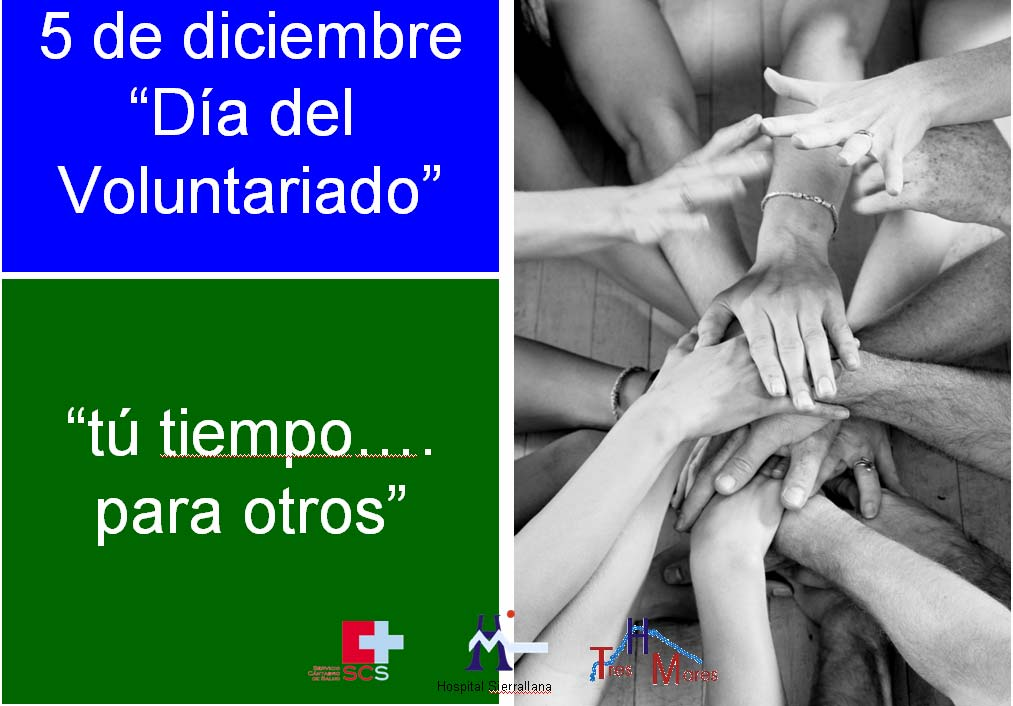 Dia Internacional Voluntariado