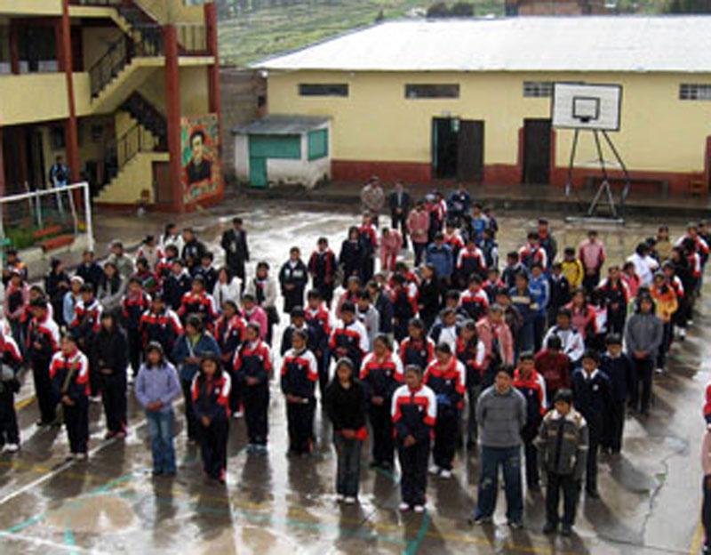 Escolares de Puno