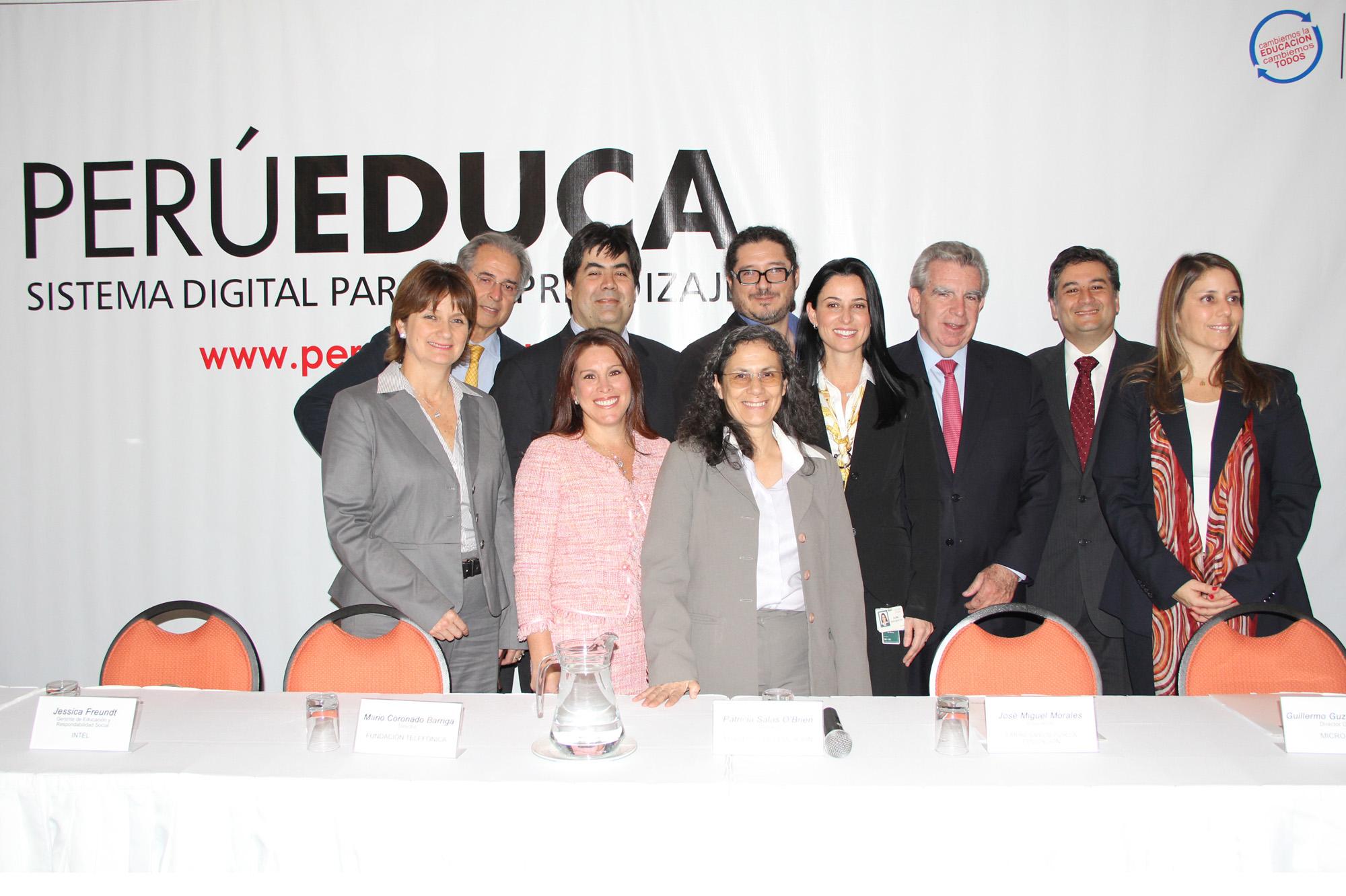 Peru Educa IBM