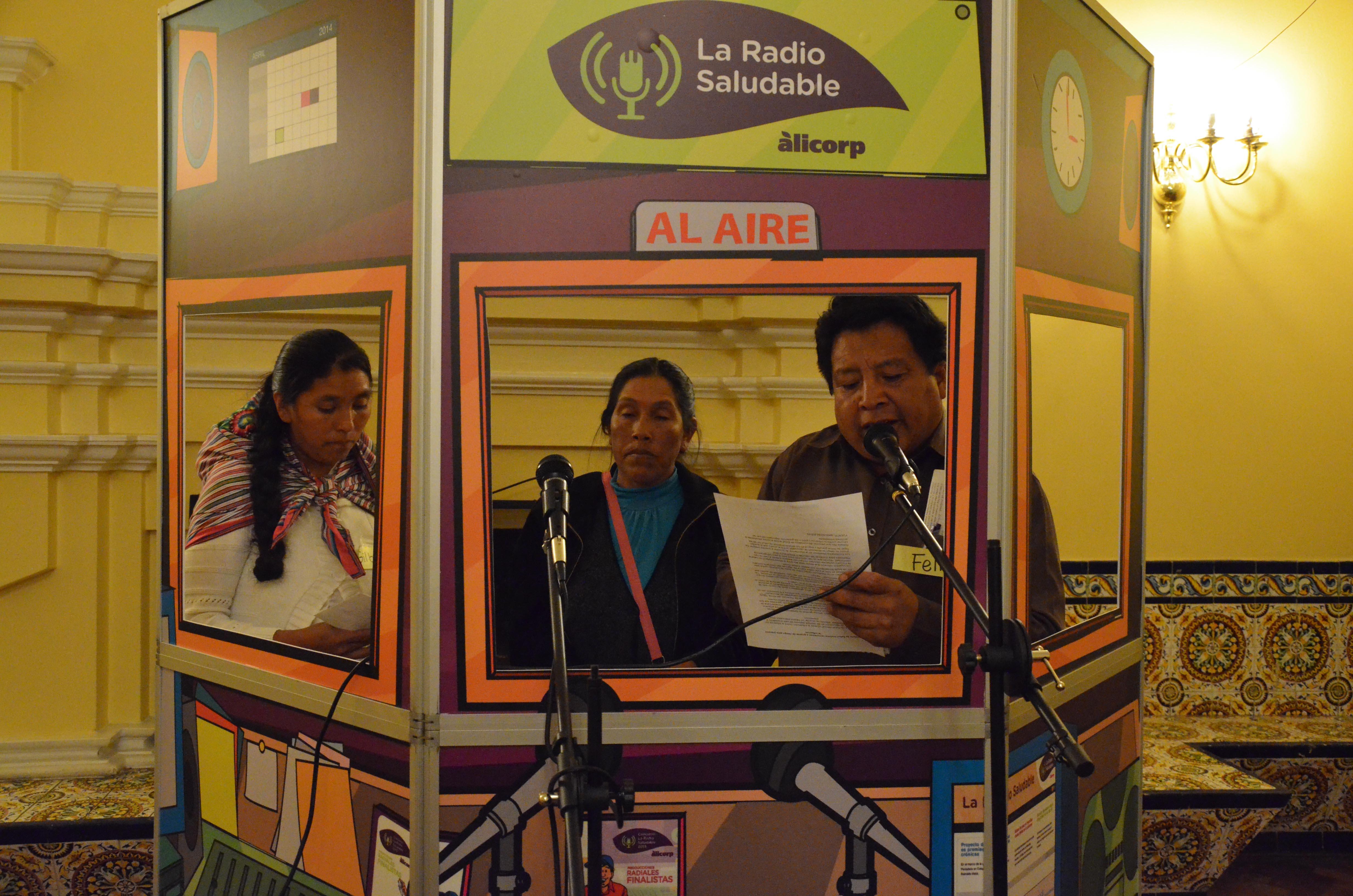 radiocomunicadores Humanga_Ayacucho