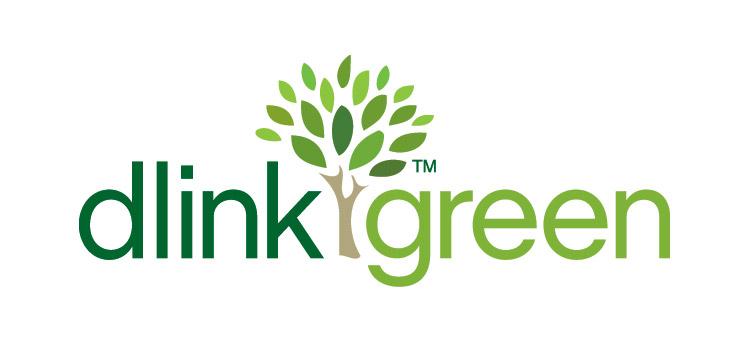 dlink green